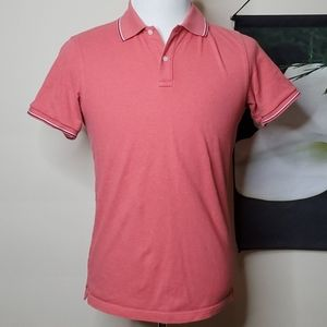 Men's Uni-Qlo Collared Polo Shirt